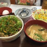 Photo taken at Sukiya by mo on 4/1/2016