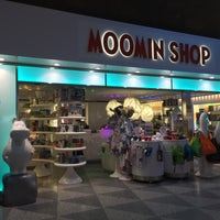 Photo taken at Moomin Shop by mo on 5/3/2017