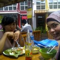 Photo taken at Food Court Lt.9 Menara Jamsostek by Ria C. on 12/19/2012