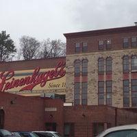 Photo taken at Jacob Leinenkugel Brewing Company by PT B. on 11/6/2012