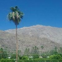 Photo taken at Cambridge Inn Palm Springs Hotel by Eddie E. on 5/21/2016