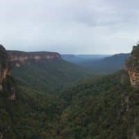 Photo taken at Queen Victoria Lookout by Alex P. on 12/30/2016