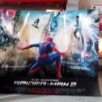 Photo taken at Big Cinemas by Deepu N. on 5/10/2014