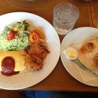 Photo taken at プランタン by ぐろ ま. on 3/12/2013