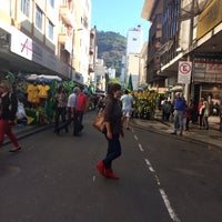 Photo taken at Rua Marechal Deodoro by Caio F. on 6/27/2014