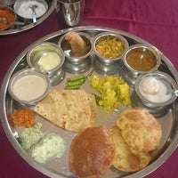 Photo taken at Durvankur Dining Hall by Chaitanya B. on 10/22/2014