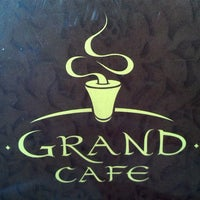 Photo taken at Grand Cafe by Luis V. on 9/4/2013