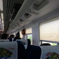 Photo taken at 台鐵列車 by Tseng P. on 9/8/2017