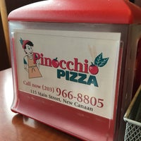 Photo taken at Pinocchio Pizza by Anne Marie H. on 12/11/2016