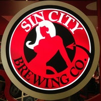 Photo taken at Sin City Brewing Co. by Avery J. on 2/22/2013