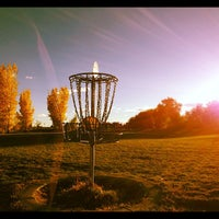 Photo taken at Expo Disc Golf by Avery J. on 10/17/2012