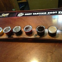 Photo taken at Shamrock Brewing Co. by Avery J. on 3/22/2013