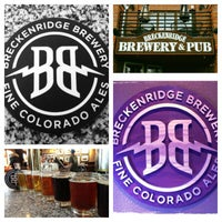 Photo taken at Breckenridge Brewery & Pub by Avery J. on 10/13/2012