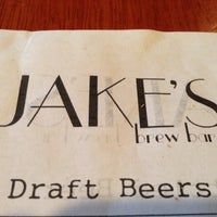 Photo taken at Jake's Brew Bar by Avery J. on 11/5/2012