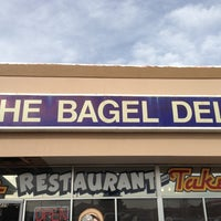 Photo taken at The Bagel Deli by Avery J. on 11/1/2012
