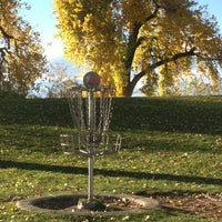Photo taken at Expo Disc Golf by Avery J. on 10/16/2012