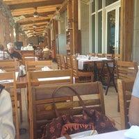 Photo taken at Arôme Seafood And Grill by Iman S. on 6/19/2014