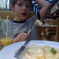 Photo taken at Villa Park Hotel Ciechocinek by Kasia W. on 11/8/2014