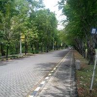 Photo taken at Institut Teknologi Sepuluh Nopember (ITS) by Adam R. on 10/9/2016