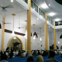 Photo taken at Masjid Raya Arafah by Adam R. on 4/29/2017