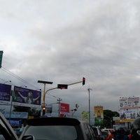 Photo taken at Perempatan Ring Road Gejayan by Adam R. on 7/10/2017