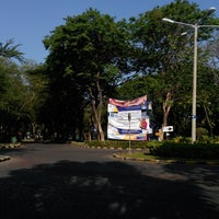 Photo taken at Institut Teknologi Sepuluh Nopember (ITS) by Adam R. on 9/2/2017