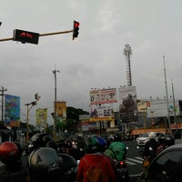 Photo taken at Perempatan Ring Road Gejayan by Adam R. on 6/11/2017