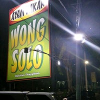 Photo taken at Wong Solo by Adam R. on 5/4/2017