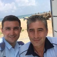 Photo taken at Ağlayankaya Zabıta Plaj Karakolu by İhsan K. on 8/2/2016