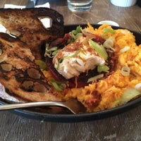 Photo taken at Eggbreak by Tarik H. on 9/29/2015