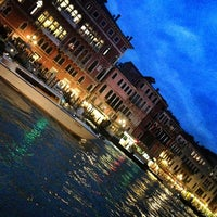 Photo taken at Canal Grande by Cesar V. on 5/29/2013