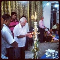 Photo taken at Arambekade Junction by Tharindu N. on 1/18/2013