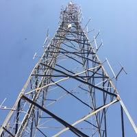 Photo taken at radyo öğüt anten kulesi by Kenan sinan K. on 7/11/2013