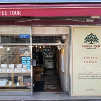 Photo taken at Coffee Tour by youngbum K. on 4/11/2017
