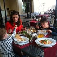 Photo taken at restaurant venezia by Dmitry M. on 6/15/2013