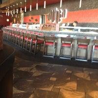 Photo taken at RA Sushi Bar Restaurant by Eddie on 9/19/2012
