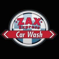 Photo taken at Zax Express Car Wash by Zax Express Car Wash on 8/1/2016