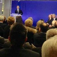 Photo taken at UMP - Union pour un Mouvement Populaire (UMP) by Gonzague d. on 12/13/2014