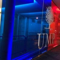 Photo taken at UMP - Union pour un Mouvement Populaire (UMP) by Gonzague d. on 3/29/2015