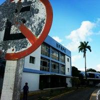 Photo taken at UFRPE - Universidade Federal Rural de Pernambuco by Rodrigo B. on 12/20/2012