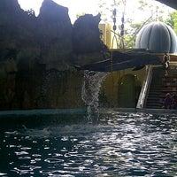 Photo taken at Pentas Lumba - Lumba by Ari Matahari N. on 1/25/2014