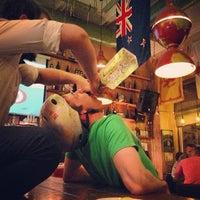 Снимок сделан в Mr. Drunke Bar пользователем Zinkin_a 1/31/2013