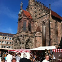 Das Foto wurde bei Hauptmarkt von Ryan Y. am 9/16/2012 aufgenommen