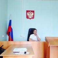 Photo taken at Кулебакский районный суд by Игорь П. on 8/22/2014