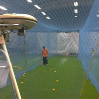 Photo taken at Netz Cricket by Murali D. on 9/29/2012