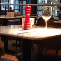 Photo taken at PizzaExpress by Елена С. on 5/3/2014