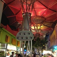 Photo taken at Clarke Quay by Aileen on 10/9/2012