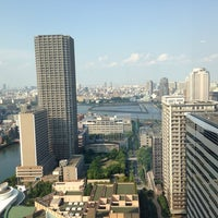 Photo taken at Office Tower X by Luca D. on 7/2/2014
