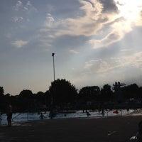 Photo taken at Lister Bad by Meltem S. on 6/8/2014