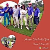 รูปภาพถ่ายที่ Pondok Indah Golf Club House โดย Raini F. เมื่อ 3/16/2014